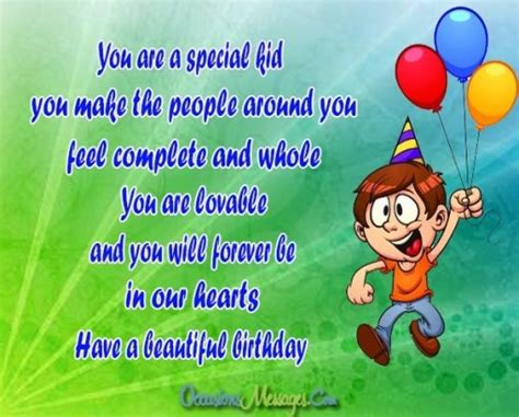 Happy Birthday Child Wishes Happy Birthday Wishes For Kids Occasions Messages