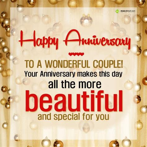 Wedding Anniversary Wishes To A Wonderful by Anniversary Status Status Messages For And Whatsapp