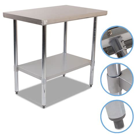 stainless steel desk accessories stainless steel centre table 1 2m commercial catering