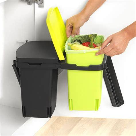 Kitchen Trash Bin Cabinet Top 10 Best Built In Waste Bins Hideaway In Cabinet And