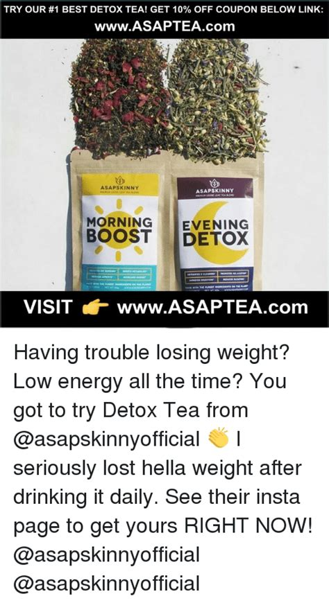 Thin Tea Detox Discount Code by Try Our 1 Best Detox Tea Get 10 Coupon Below Link