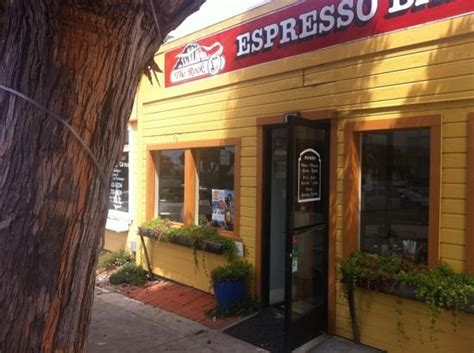 Top Coffee Bar Morro Bay Ca by Rock Espresso Bar Morro Bay Menu Prices Restaurant