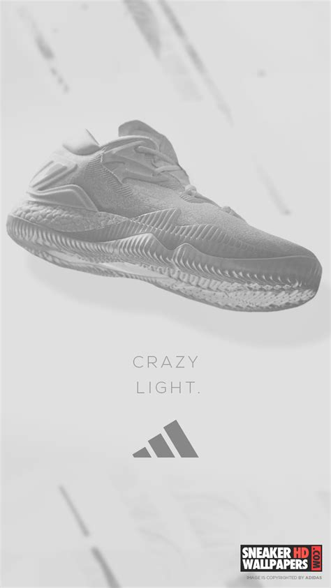 adidas crazy light wallpaper sneakerhdwallpapers com your favorite sneakers in hd and