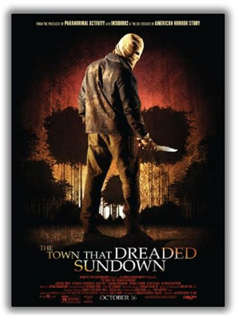 The March To Sundown of jessee horror the town that dreaded sundown 2014