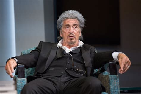 china doll al pacino al pacino in the play china doll at the gerald