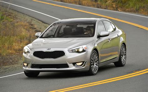 Kia Cadenza Luxury Package Priced 2014 Kia Cadenza Starts At 35 900
