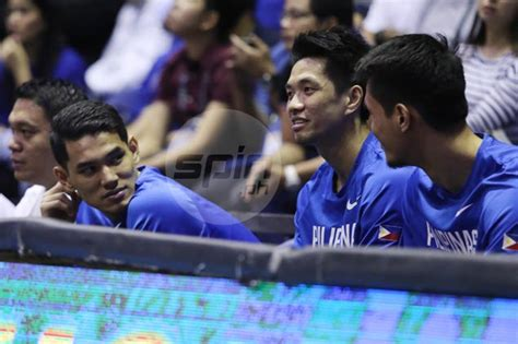 Mba Player Pilipinas by Sacrifice Doesn T Go Unnoticed For Seldom Used Gilas Subs