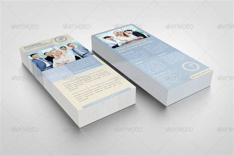 business rack card templates business rack card template by idesignstudionet graphicriver