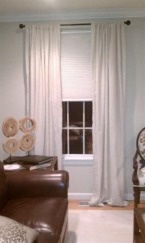 how should curtains be how should curtains be to puddle curtain