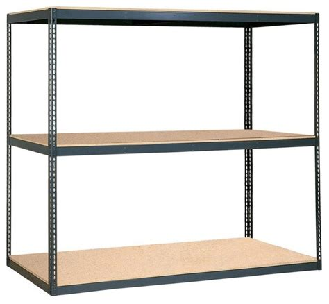 Shelves For Garage Home Depot by Free Standing Cabinets Racks Shelves Edsal Garage