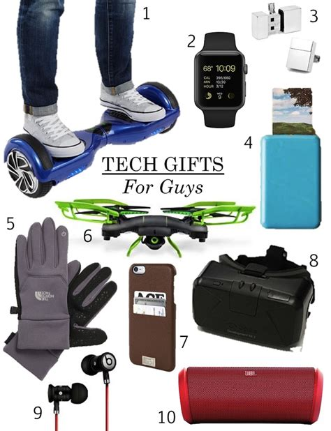 gifts for men the best gifts for techies muted a bit of sass holiday gift guide cool tech gifts for men