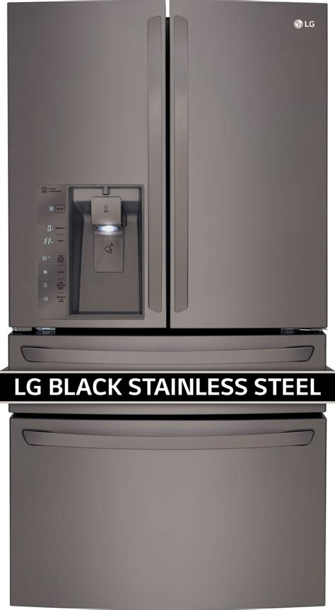 LG 4 Piece Kitchen Package with LDE4415BD Electric Range