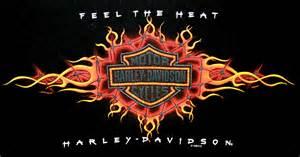 harley davidson bed related images to harley davidson flames logo