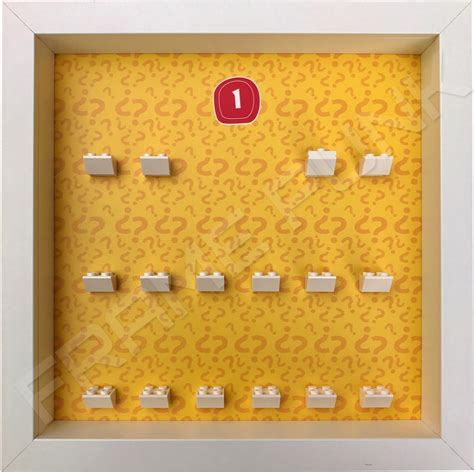 Frame Lego Minifigure Series 15 Display lego minifigures series 1 display frame frame