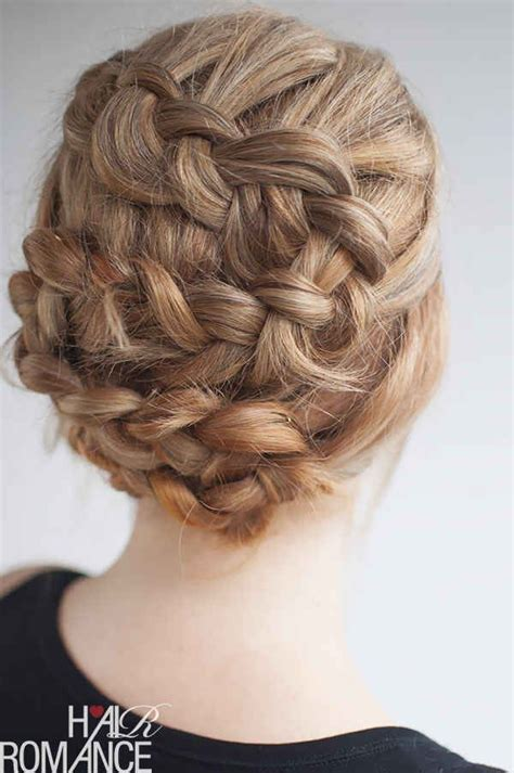 braided hairstyles you can do yourself 31 gorgeous wedding hairstyles you can actually do yourself