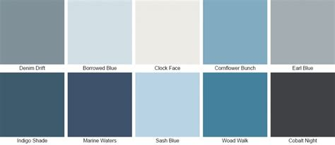 Bathroom Color Palette Ideas shakin and stirred dulux reveal denim drift as their