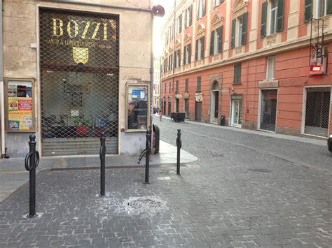 libreria bozzi genova piazza della meridiana cicloposteggi pasticcio