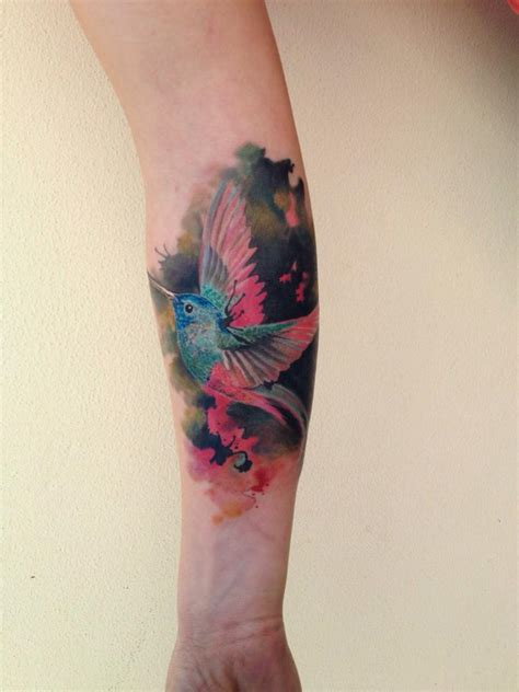 unique watercolor tattoo designs bird watercolor by ondrash design of