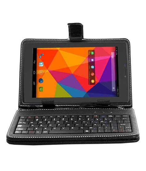 Keyboard Usb Tablet acm usb keyboard tablet holder cover for micromax