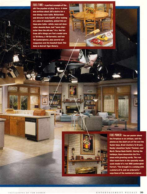 entertainment weekly the of home improvement