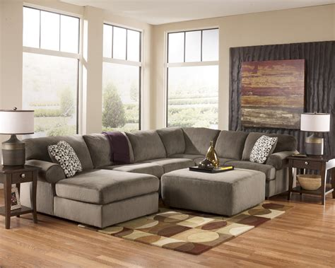 Sofa Angin Cafe Chaise Chair Lounge Seat With Ottoman Intex 68572 casual sectional sofa with left chaise by signature design