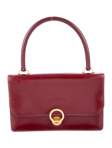 Bag Ring herm 232 s vintage sac ring bag handbags her109602 the realreal