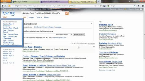 Advanced Search Advanced Search Demo