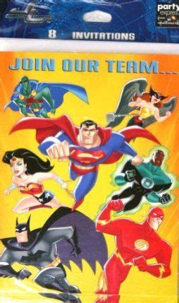 justice league printable birthday cards 111 best justice league birthday images on pinterest