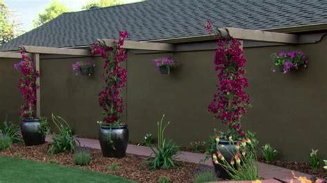 planters for patio patio trellis planters modern patio outdoor