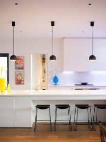 Mini Pendants For Kitchen Island - white kitchen pendant light houzz