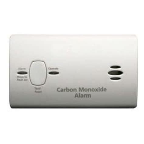 kidde code  battery operated carbon monoxide detector