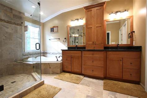 master bathroom remodels remodeled master bathrooms ideas s