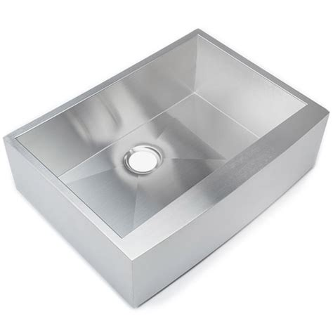 every hahn sink is sprayed with a non toxic undercoating