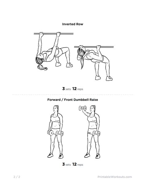 v shaped workout at home workout routines