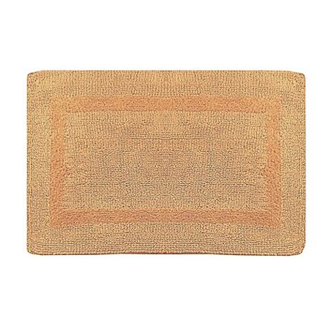 30 x 48 rug buy wamsutta 174 reversible 30 inch x 48 inch rug in gold from bed bath beyond