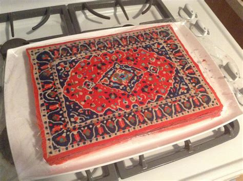 the dudes rug the dude s rug frosted cake oc food