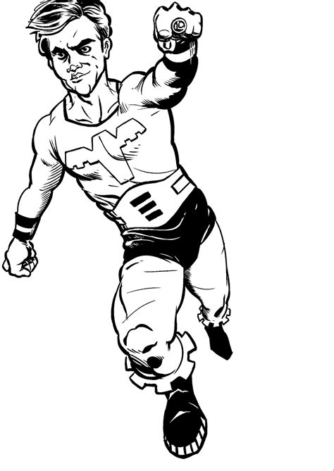 shark boy and lava girl free coloring pages
