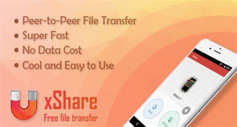 xshare android xshare free file transfer 1 15 for android