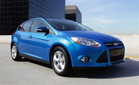 ford focus sel review car reviews