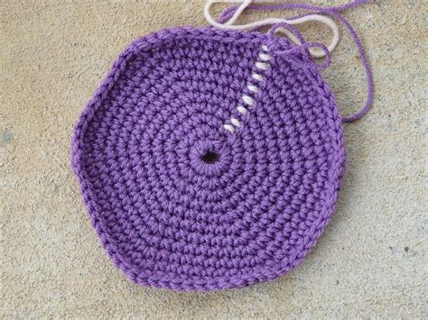 crochet pattern stash bag circular crochet crochetbug