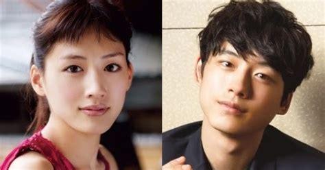 haruka ayase new drama dorama world ayase haruka sakaguchi kentaro to star in