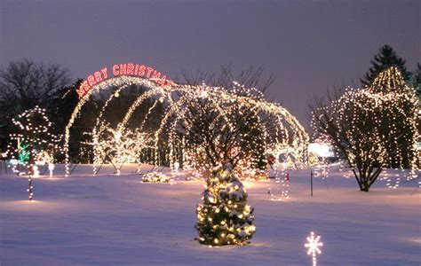 45th annual way of lights christmas display st louis by gina
