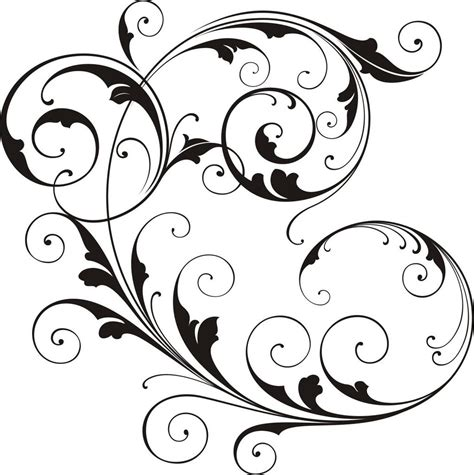 Free Wedding Program Clipart by Nataliya S Free Scroll Wedding Invitation