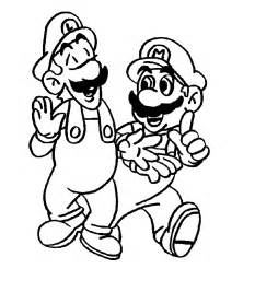 mario coloring sheets mario coloring pages coloringpagesabc