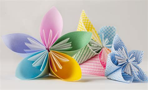 How To Make 3d Flowers Out Of Paper - 3d paper flowers at laneway learning s sunday spectacular