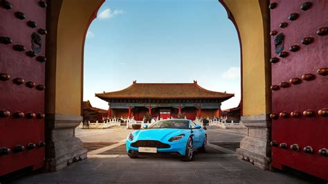 Trade And Investment In China aston martin targets trade and investment in china worth 163