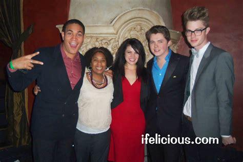 bryce vine glee the glee project season 1 ifelicious new now next awards 2012
