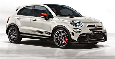 Fiat 500X Abarth Planned with Over 200 HP   Fiat 500x Forums