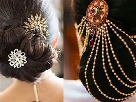 Top 10 Wedding Hairstyles by Top 10 Indian Wedding Hairstyles For