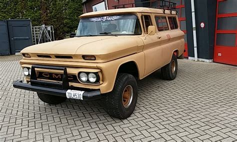 kerry gmc gmc 4x4 carry all suburban v8 1960 catawiki